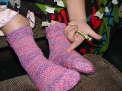 Gooey's socks