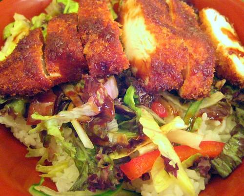 Chicken Sauce Katsu - Tokyo Diner
