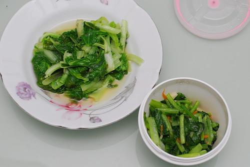 自煮菜 vs 好婆婆月子餐