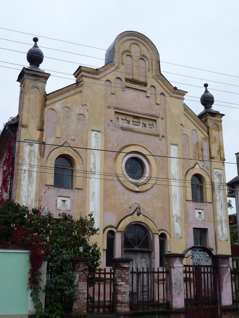 Dilapidated Synagogue