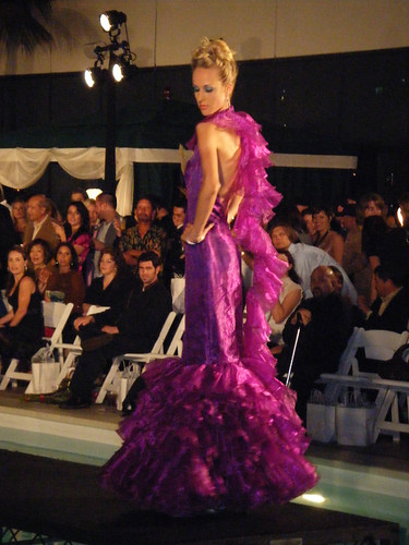 Jorge Corella Dress at Fashion Week San Diego 2008