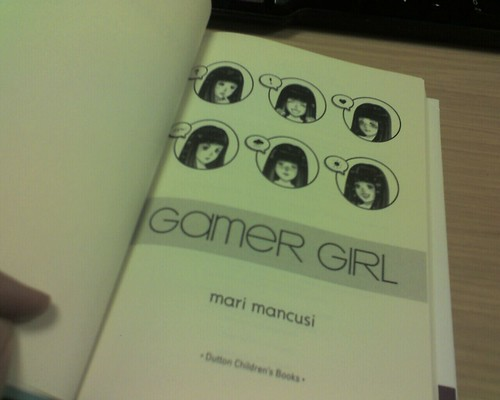 Gamer Girl - By Mari Mancusi