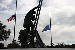 Fallen Firefighter Memorial (SarahThe) Tags: vacation coloradosprings teaser sarahthe