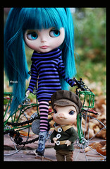 Could I be troubling you for a ride, La Mer?  290/365 (rockymountainroz) Tags: pig bjd limitededition lamer babalu cwc rbl squeakymonkey elfdoll takaratomy neoblythe ixtee princessalamode sixthanniversarydoll takaraboots clarencewinterberry