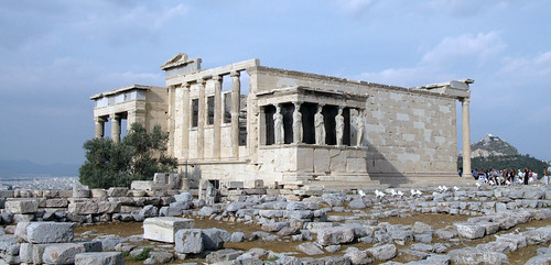 Temple of Athen