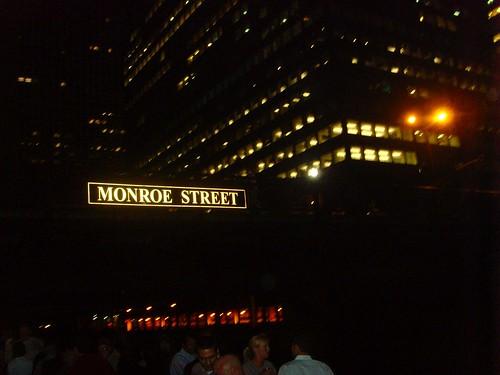 Monroe Street, Chicago, IL, USA