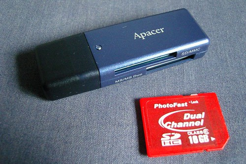 Apacer AM401 PhotoFast 16G