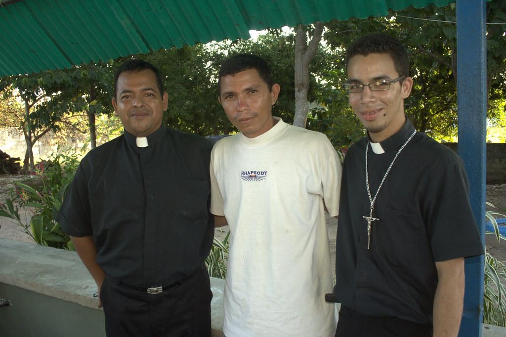 Adrian Ventura, Armando Ramos and Eduardo Flores
