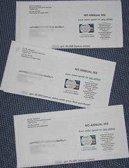 Robot mailings can be amusing (wonder_and_amazement) Tags: marketing bank credit letter debt mailings