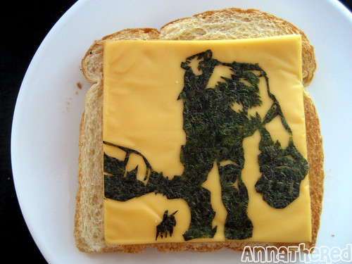 Shadow of the Colossus Cheese Toast! by kickintheheadcomic.