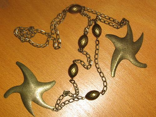Ref.275 Colar estrelas-do-mar