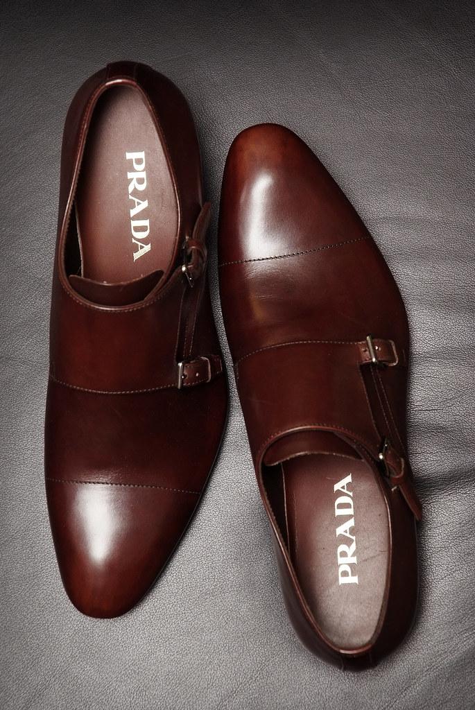 Comprar Zapatos Prada Hombre