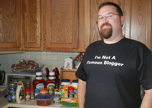 Non Famous Bloggers love cooking