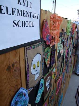 Kyle Elementary School Drawings
