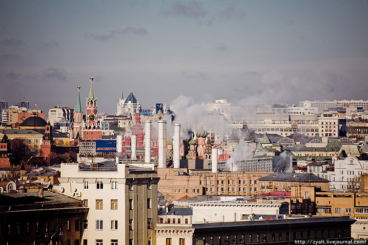 Moscow Roof