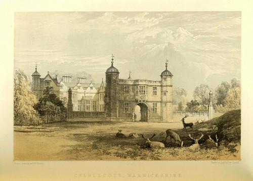 019-Charlecotte- Warwickshire- fundada en 1558