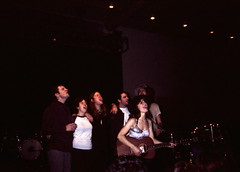 JENNY LEWIS (Joal Pike) Tags: show music color film 35mm concert live olympusxa jennylewis acidtongue
