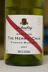 2007 d'Arenberg The Hermit Crab Viognier-Marsanne