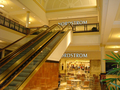 Nordstrom (King of Prussia Plaza) by Joe Architect