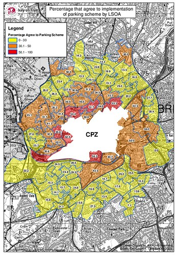 Bristol Resident Parking Zone