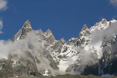 A coté de Chamonix