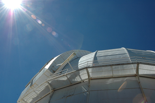 60-inch telescope on Mt. Wilson