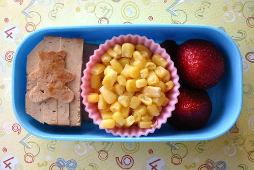 Preschooler Bento #104: Novermber 13, 2008