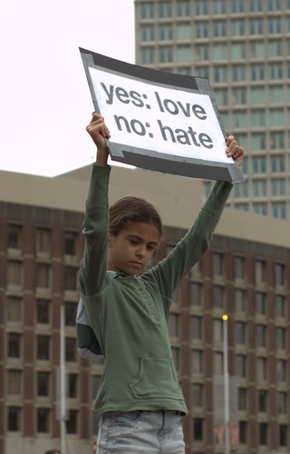yes: love. no: hate.