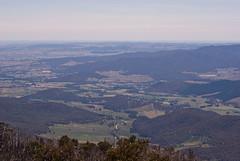 Myrtleford from The North Bluff (DeeDee53) Tags: geotagged australia places victoria aus buffaloriver northeastvictoria mtbuffalo pentaxk10d geo:lat=3668758882 geo:lon=14677942095 mtmcleod