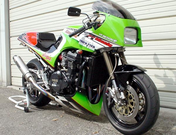 Kawasaki GPZ-R 900 et 750, 1000 RX, ZX 10 TOMCAT 3041561185_512f935c31_o