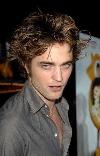 Robert Pattinson, originally uploaded