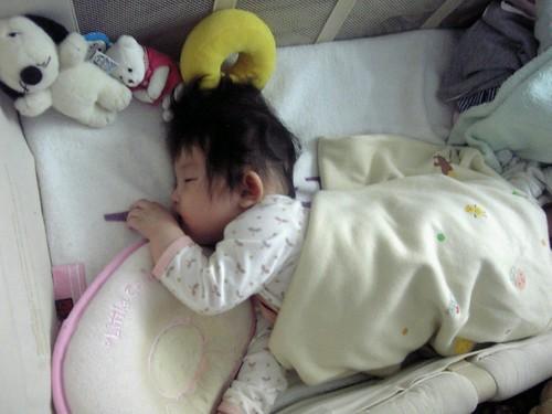 Pose 2_睡著了