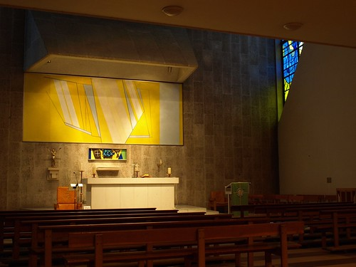 Blessed Sacrament Chapel, Liverpool
