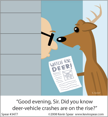 Deer to Door