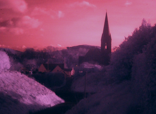 West Kilbride Infra Red 20Nov08