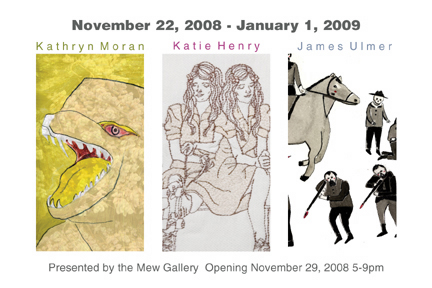 show at the mew gallery