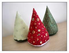 """""""Oh Christmas tree ..."""" (rosinha_dos_limoes) Tags: christmas tree natal handmade craft rvore pinheiro trabalhosmanuais"""