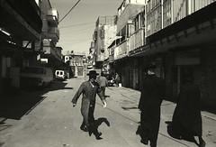 Jerusalem's faces paw.dia.211c (Grzegorz Pawlowski) Tags: black hat portraits cowboy walk jerusalem jews mea shearim ultraorthodox