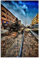 (A.Alwosaibie) Tags: car buildings photo nikon shot machine maintenance saudi through care 2008 tool hdr ksa d60 sigma1020mm       alwosaibie