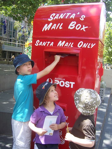 Posting letters to Santa_7141