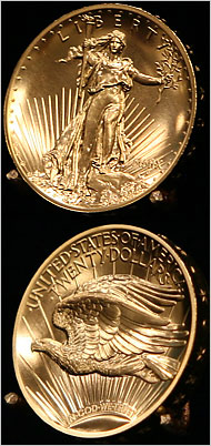 2009 Ultra High Relief Double Eagle