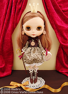 "CWC Limited Edition Neo Blythe ""Princess Milk BisQuit de Q-pot."""