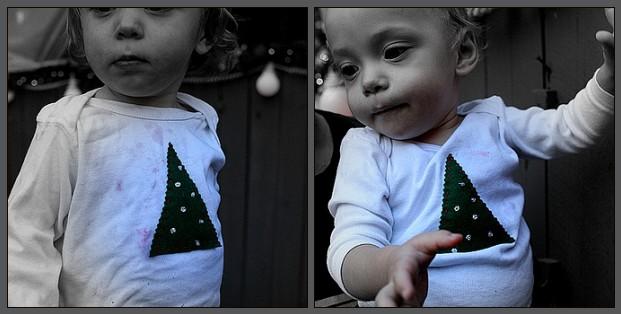 My holiday shirt creation