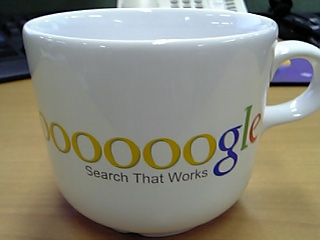 Google Mug Holiday Gift