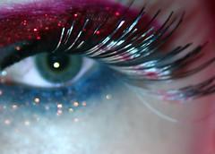 Closer (wisely-chosen) Tags: selfportrait macro eye me silver colorful december makeup 2008 picnik falseeyelashes manicpanichothotpink coastalscentscrimsonglitterpowder coastalscentsblackmagichologramglitterpowder pencilmeinlapiseyeaccentpencil