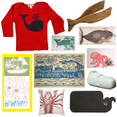 2008 Gift Guide: Marine Life Edition