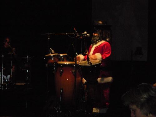 Robo-Santa-Toca