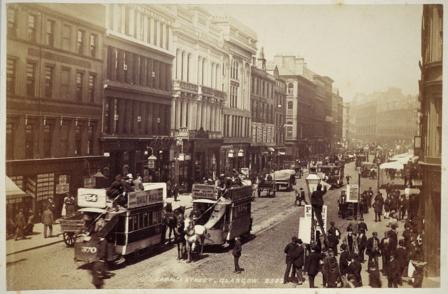 Jamaica Street Glasgow by National Galleries of Scotland Commons