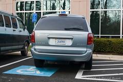People Who Suck At Parking (J. David Buerk) Tags: suck dangerous you no parking unitedstatesofamerica bad lot spot line terrible illegal handicap crooked zone sideways jerk handicapped