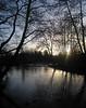 Susåen (Nektos) Tags: winter panorama water reflections denmark lensflare næstved susåen canondigitalixus70 vetorama